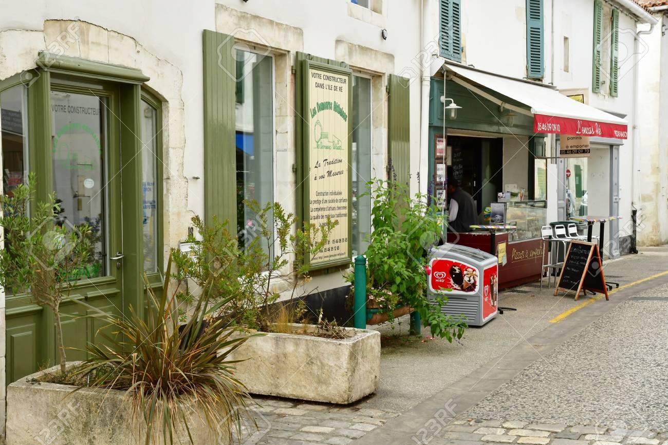 le bois plage en re france september 27 2016 the picturesque