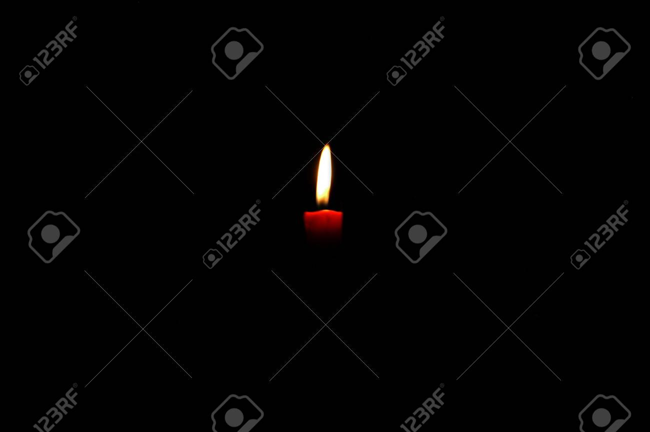 Candle flame Stock Photo - 6323002