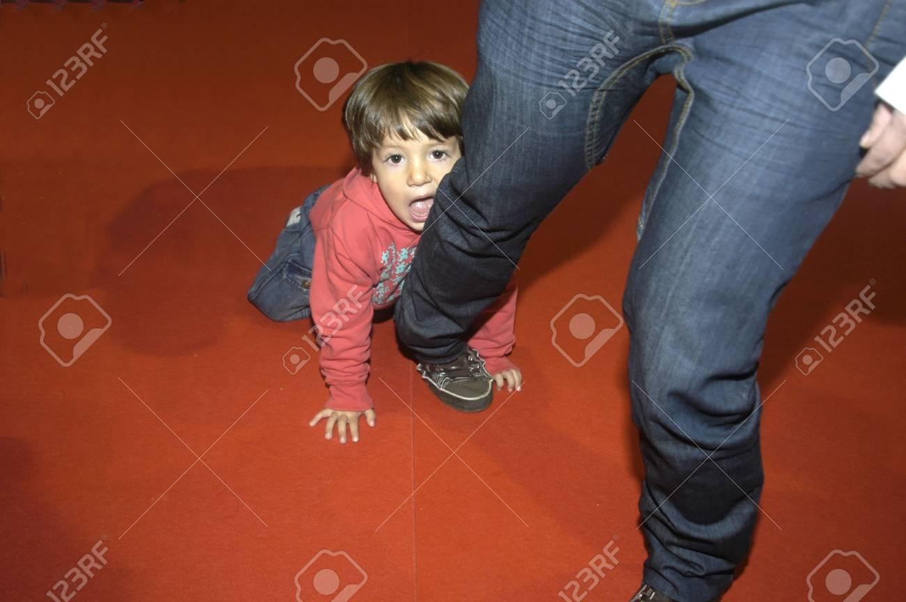 child abuse Stock Photo - 7451338
