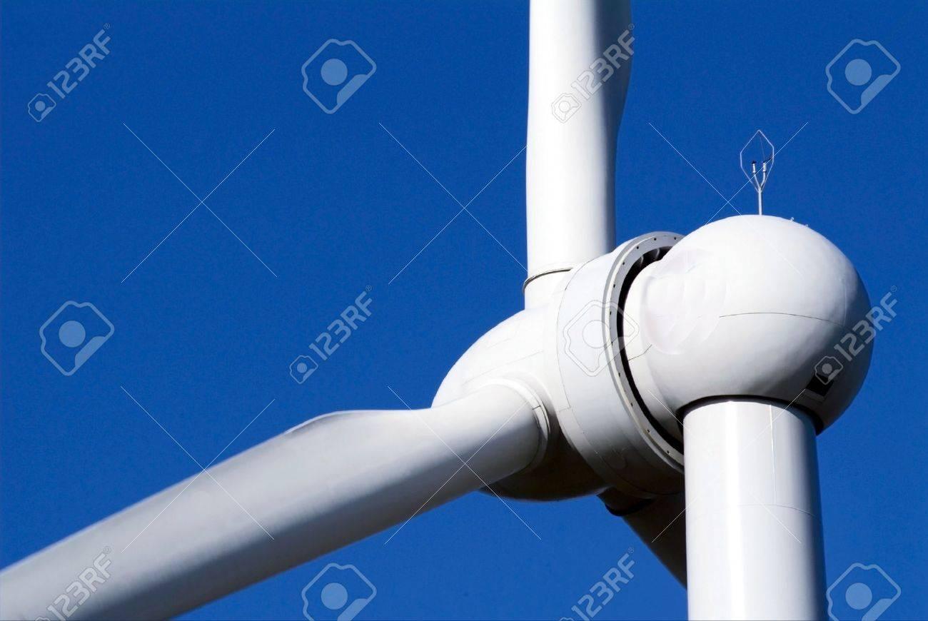 planta eólica viento en granada Foto de archivo - 9764192