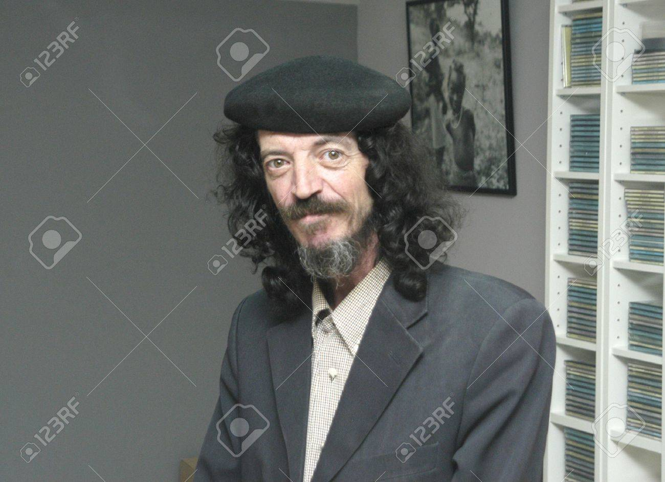 Bohemian man Stock Photo - 8714935