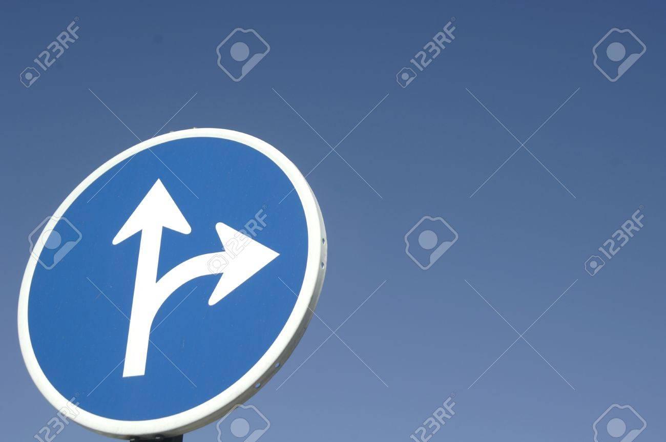 señal de tráfico Foto de archivo - 10381466