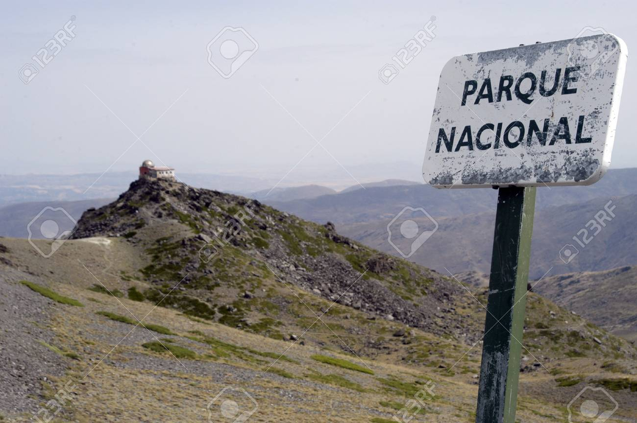 national park of sierra nevada, in the province of granada Stock Photo - 10591732