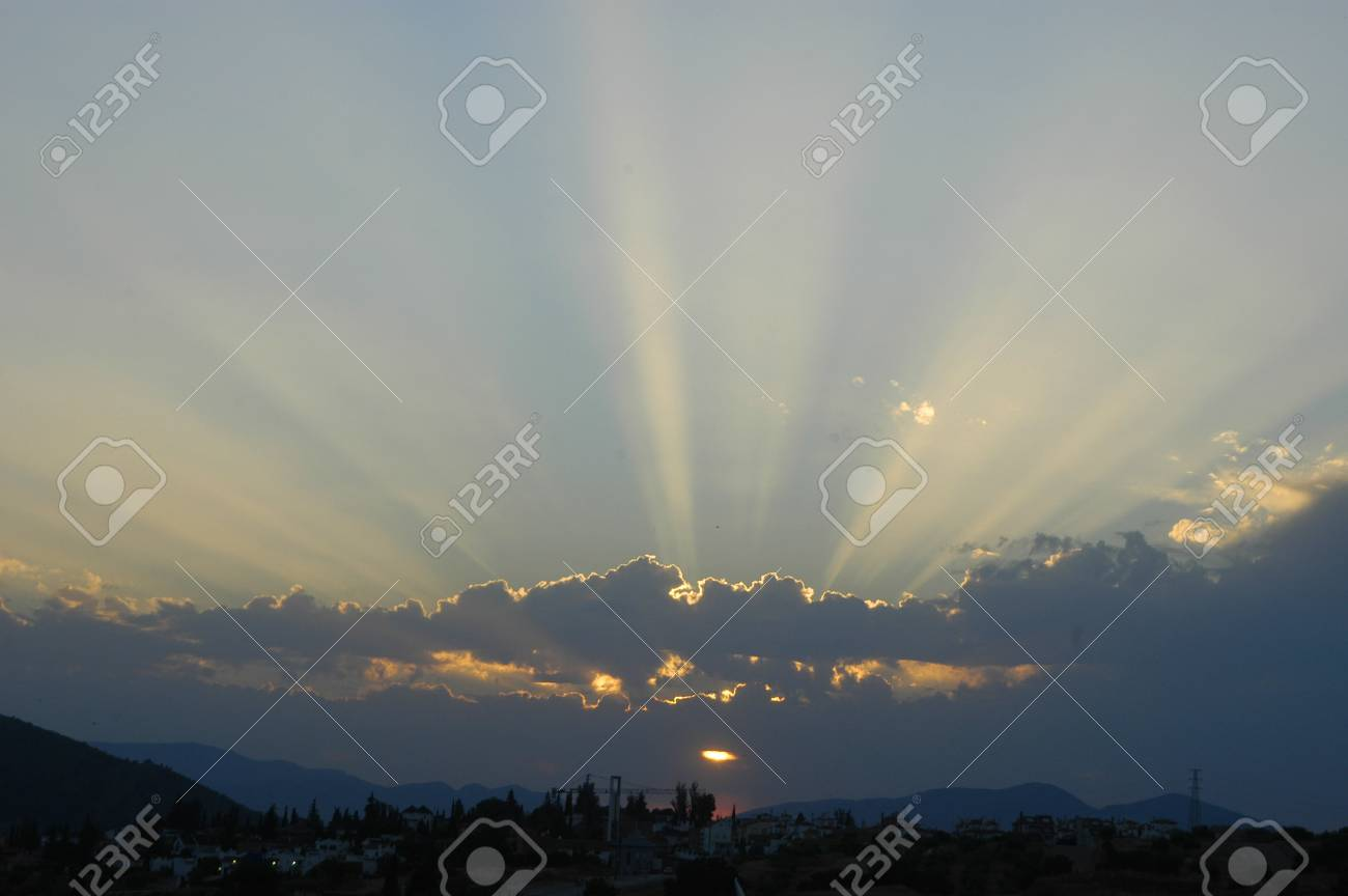 late afternoon Stock Photo - 10680564