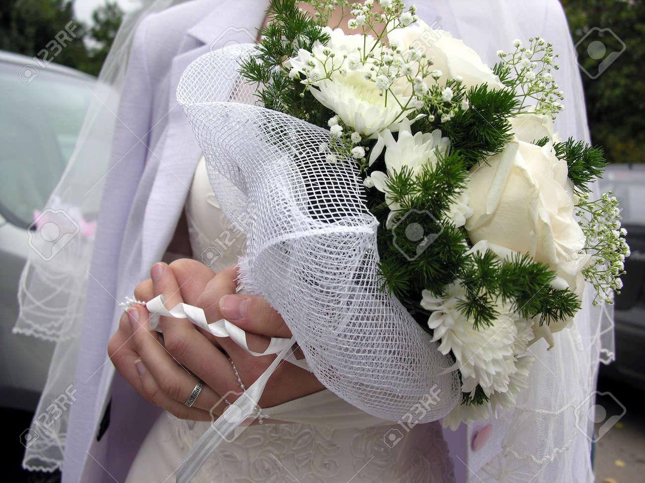 bridal bouquet Stock Photo - 423123