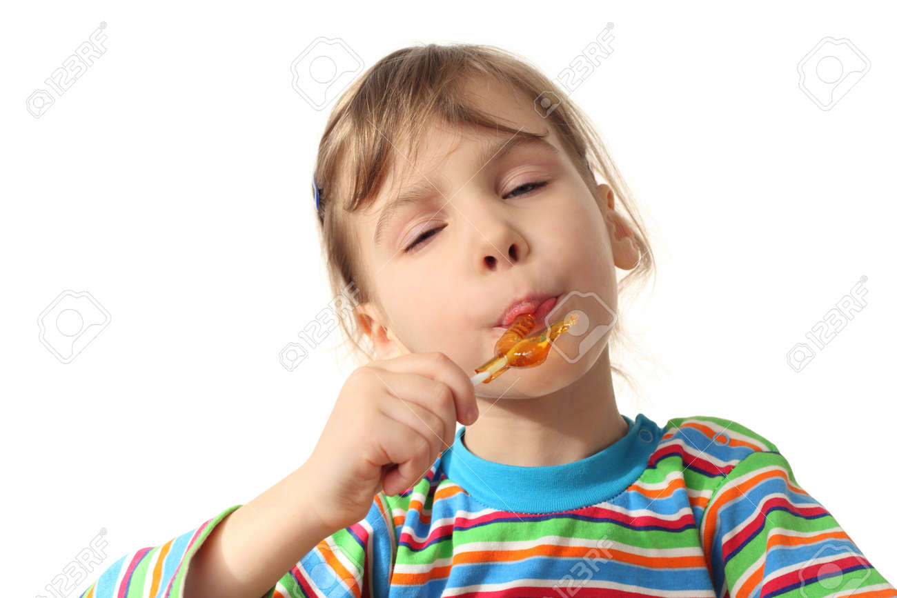 Lick Lollipop