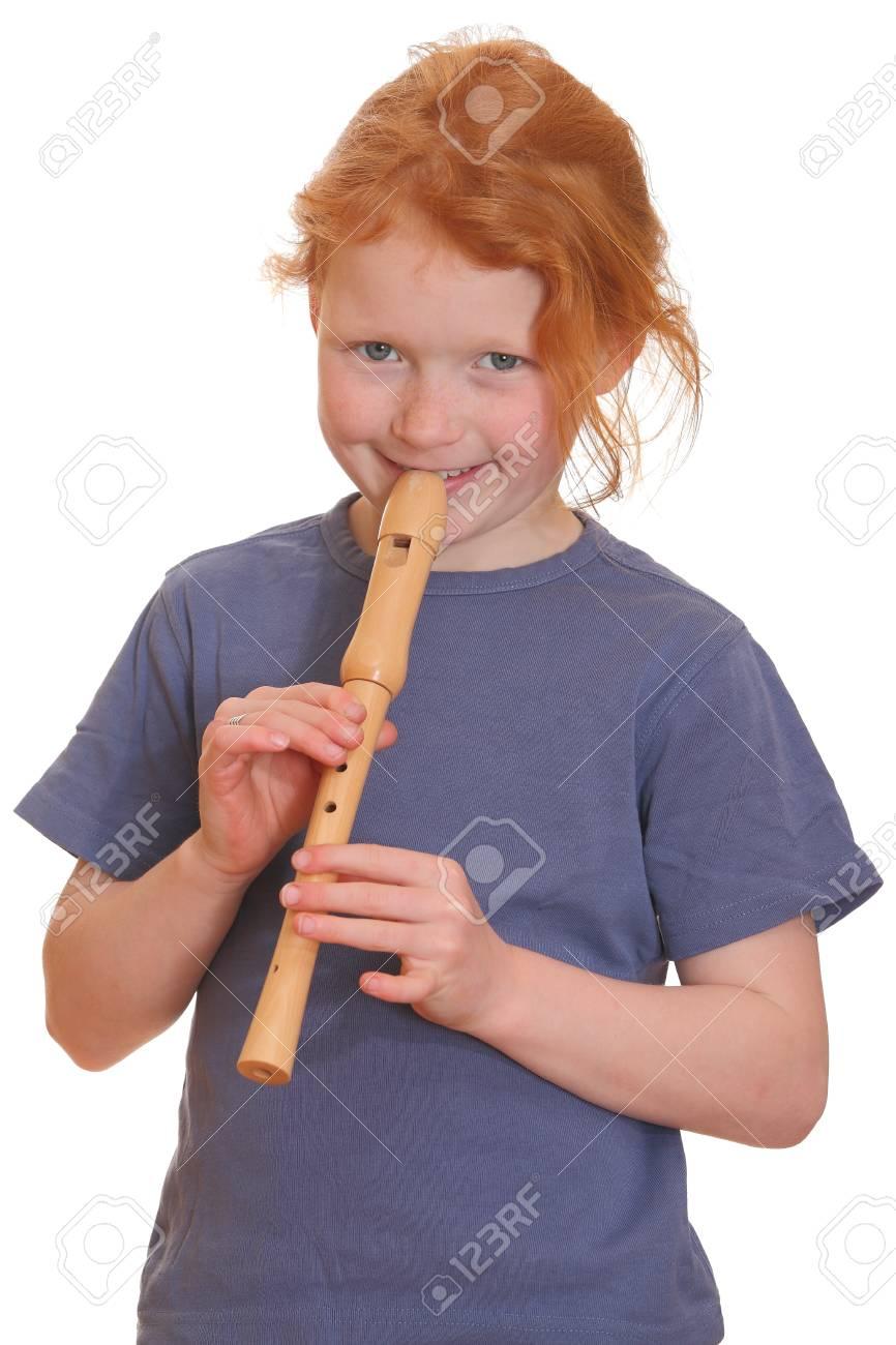 Mignon rousse pipe