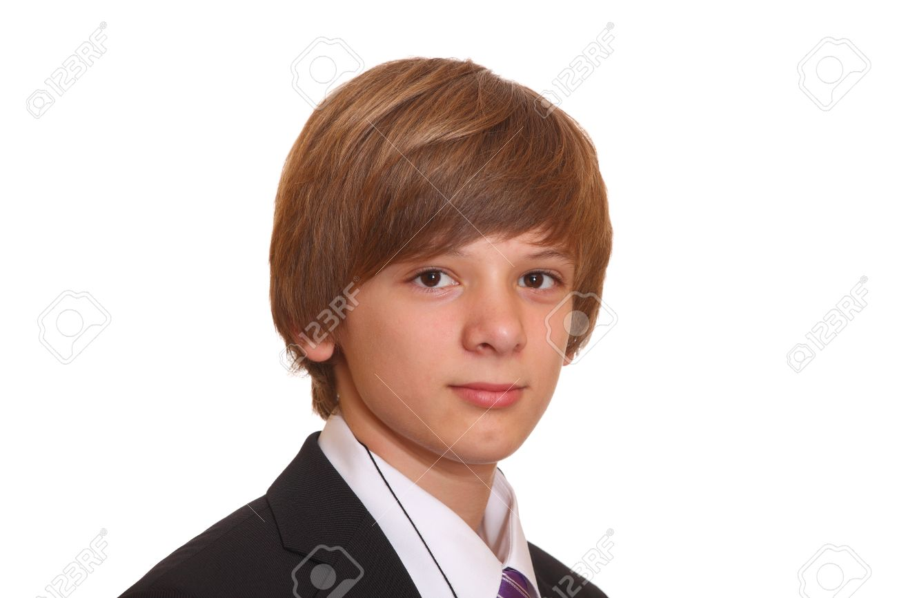 portrait of a teenage boy in a business suit stock photo picture portrait of a teenage boy in a business suit stock photo 9648046