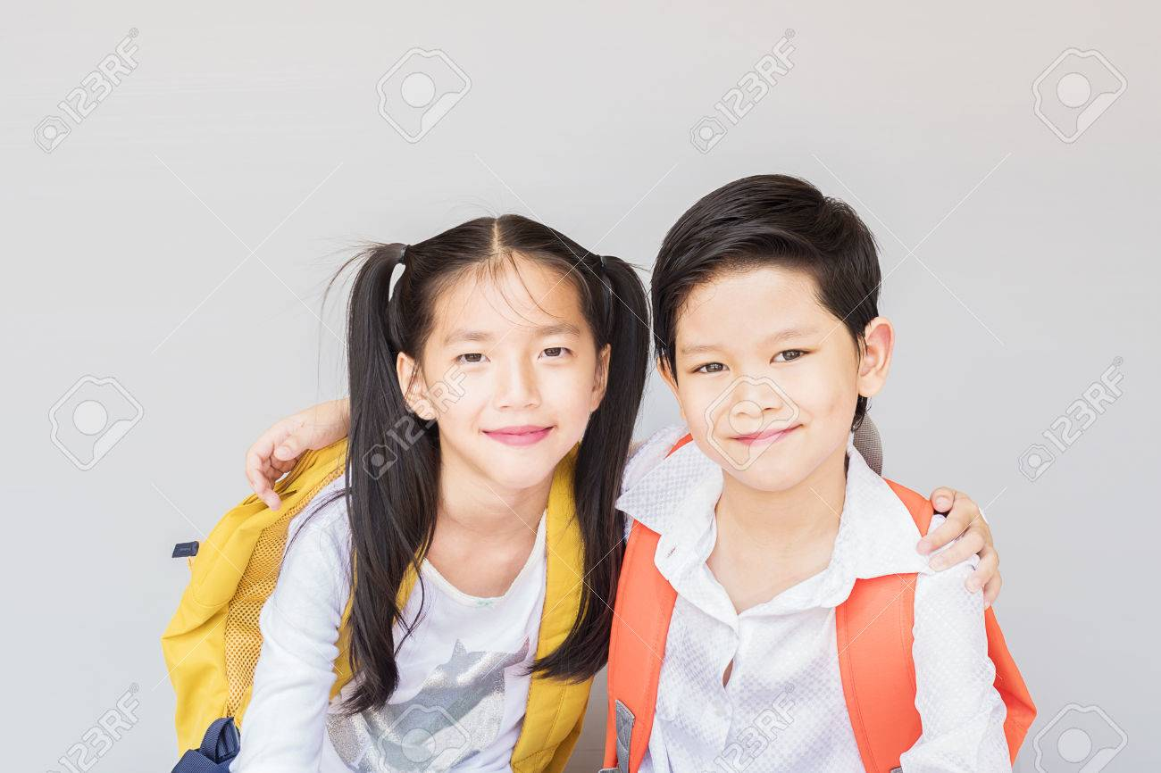 Schöne asiatische Jahre alt