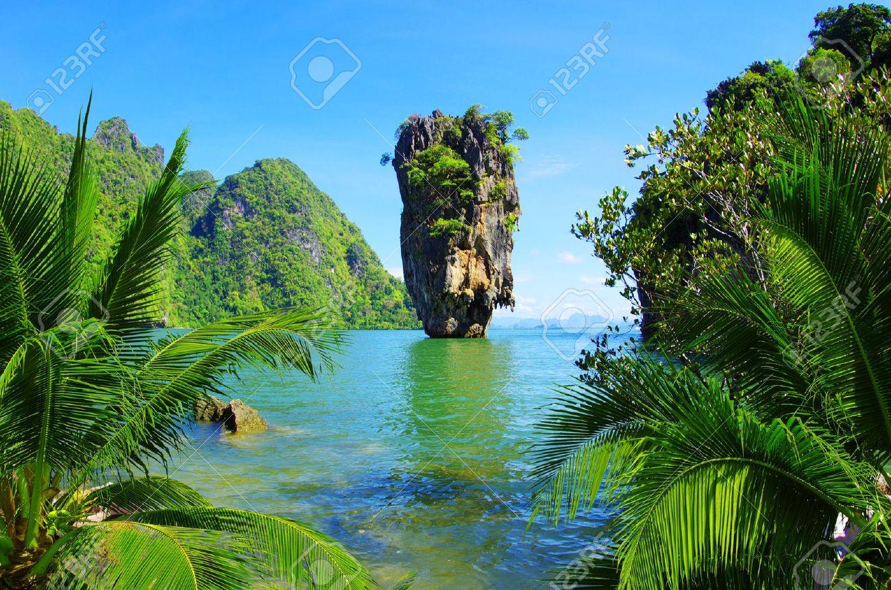 James Bond Island Phang Nga Thailand