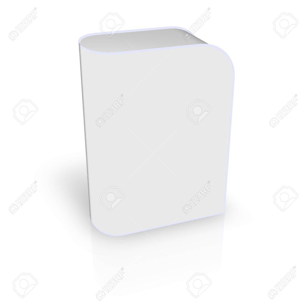 Box for Software Products Stock Photo - 3986674
