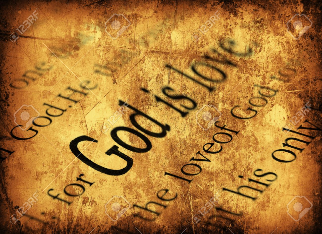 Read PDF GOD IS LOVE AND THE LOVE IN THE HOLY BIBLE