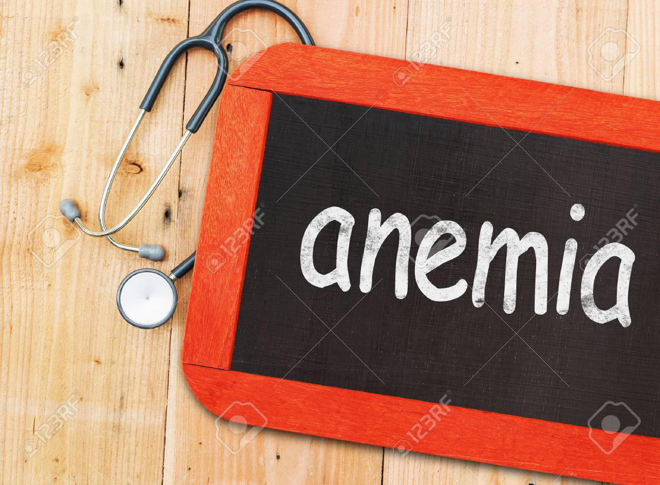 Anemia Stock Photo - 32463602