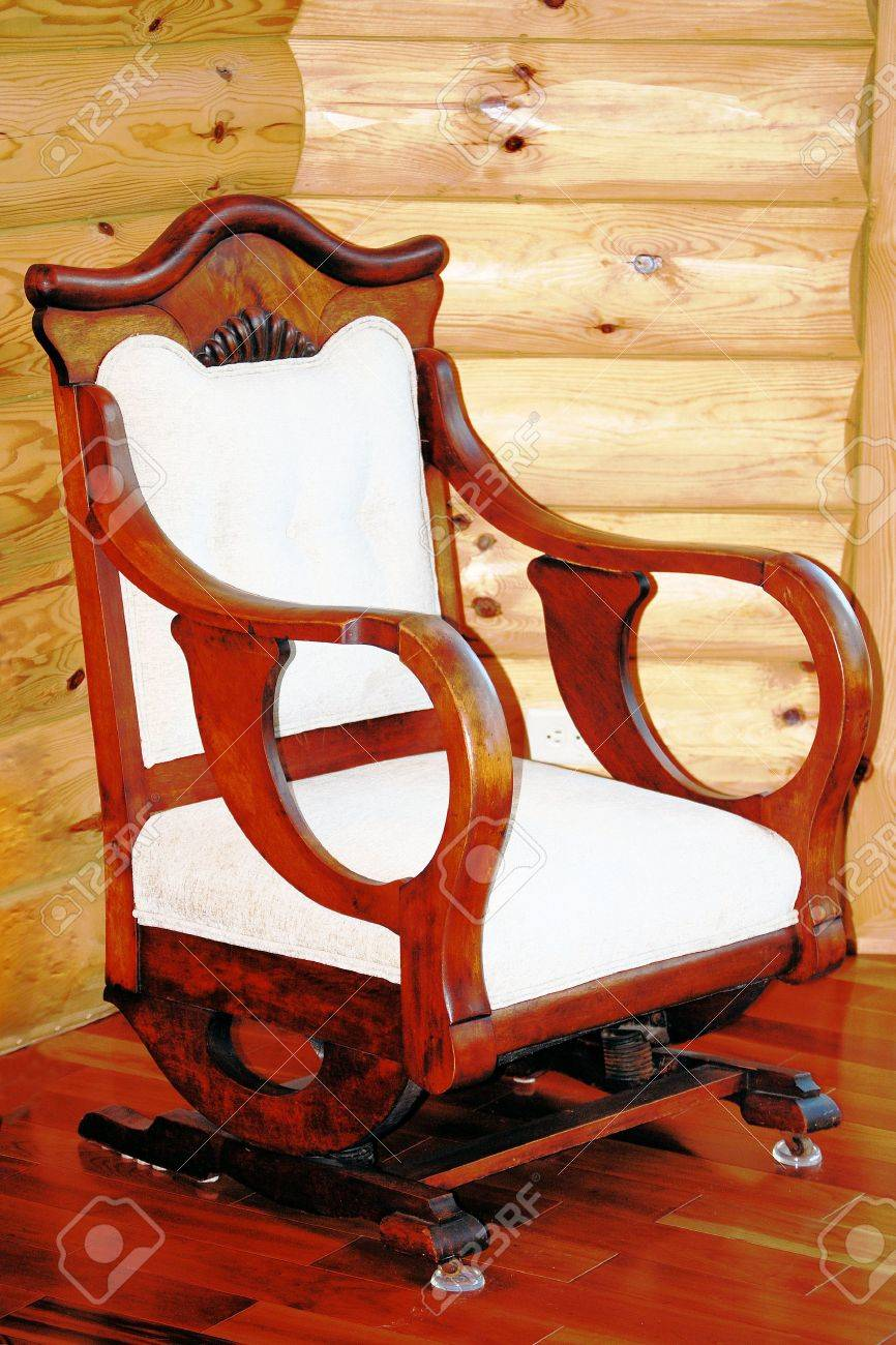 Peachy Antique Cherry Wood Rocking Chair Gmtry Best Dining Table And Chair Ideas Images Gmtryco