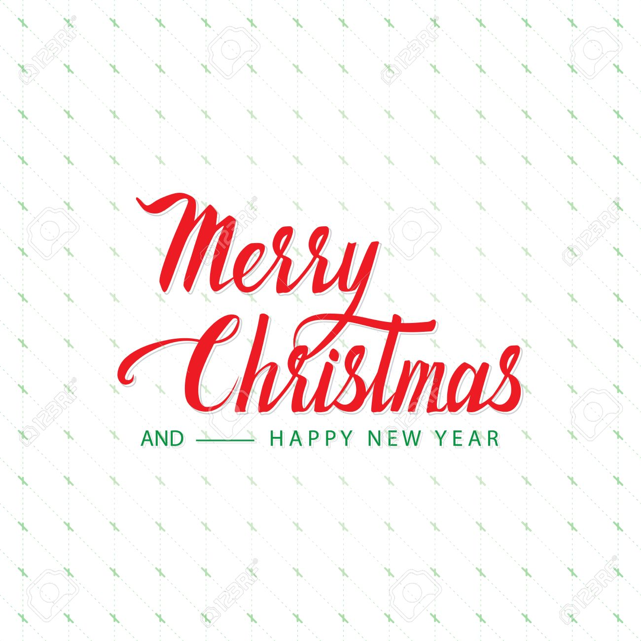 Merry Christmas In Cursive.Merry Christmas Cursive Hand Letters