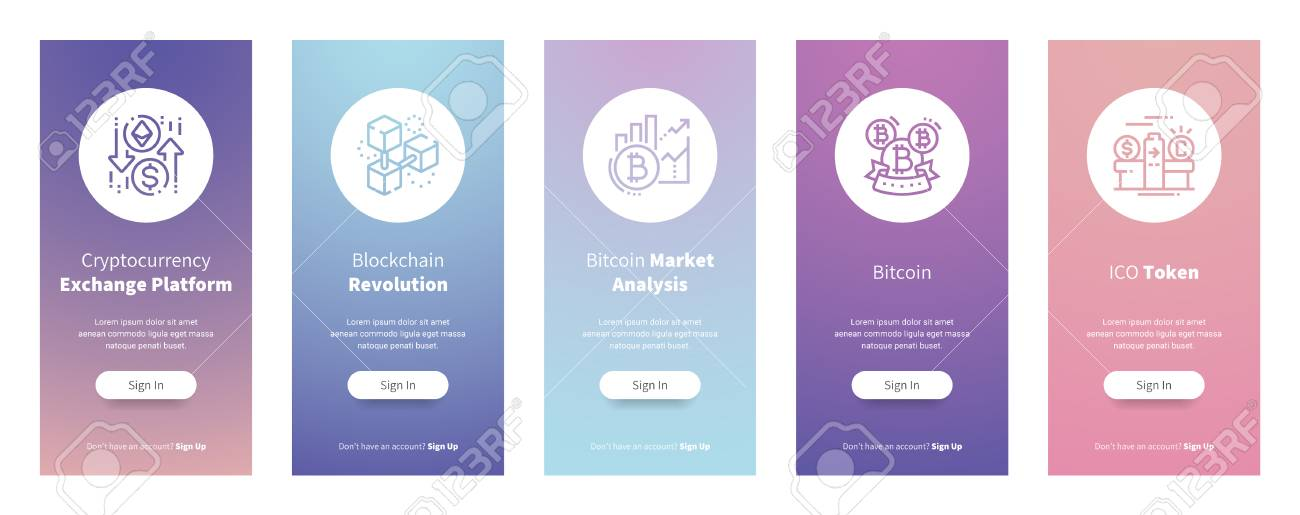 cryptocurrency exchange ico