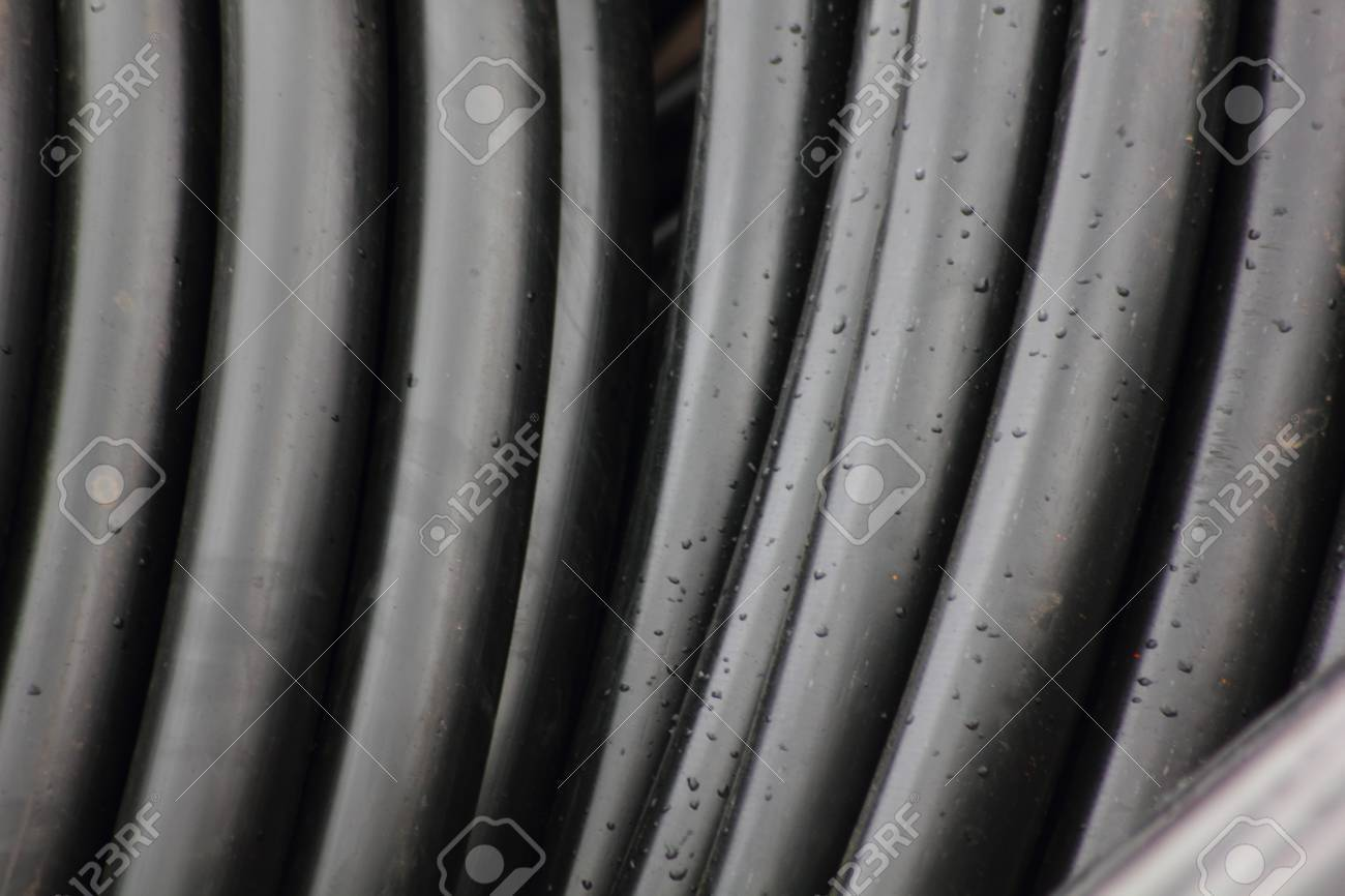 Pipes. Texture. Drop. Stock Photo - 11806331