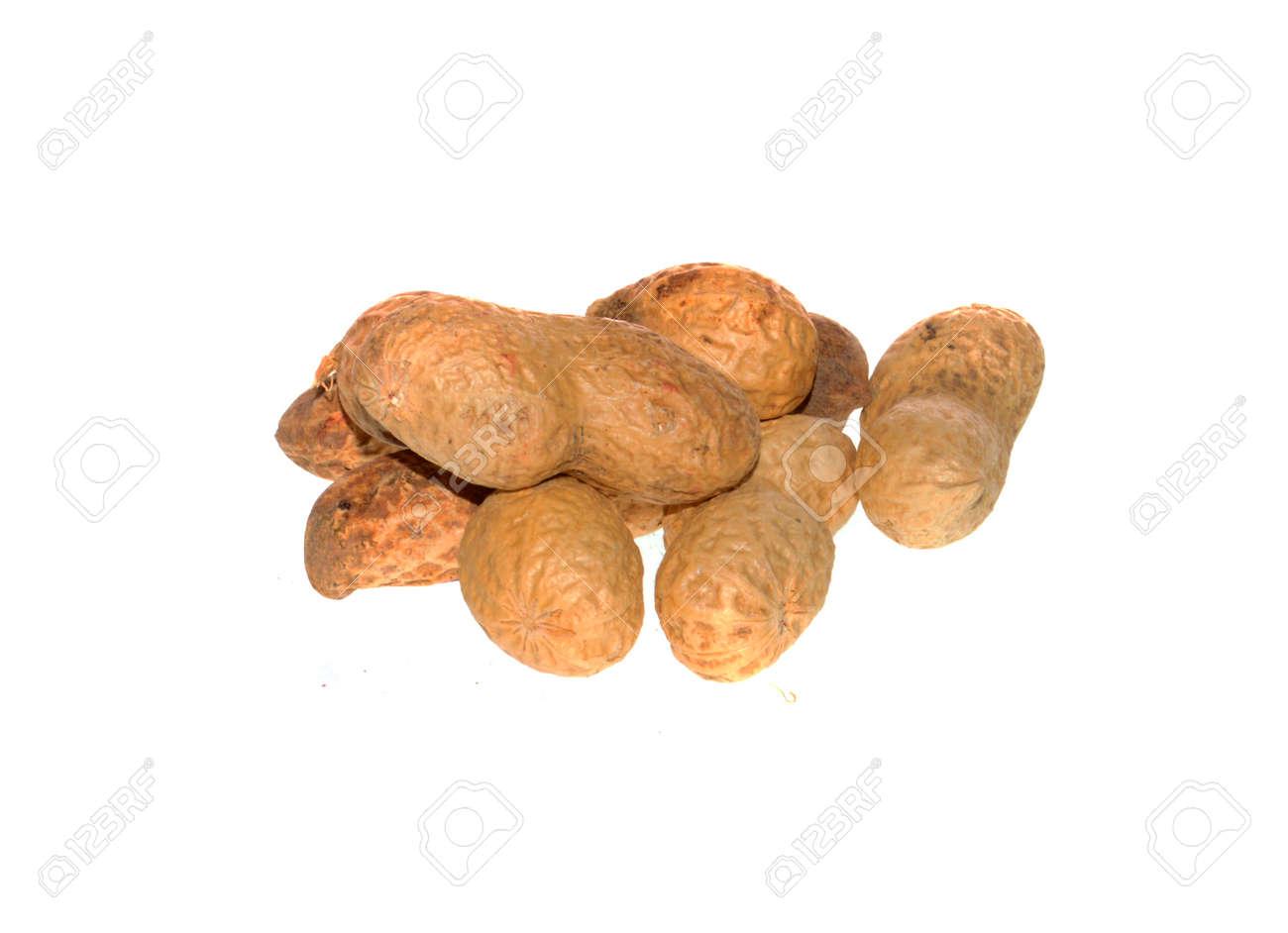 walnut isolated on white background - 171981139