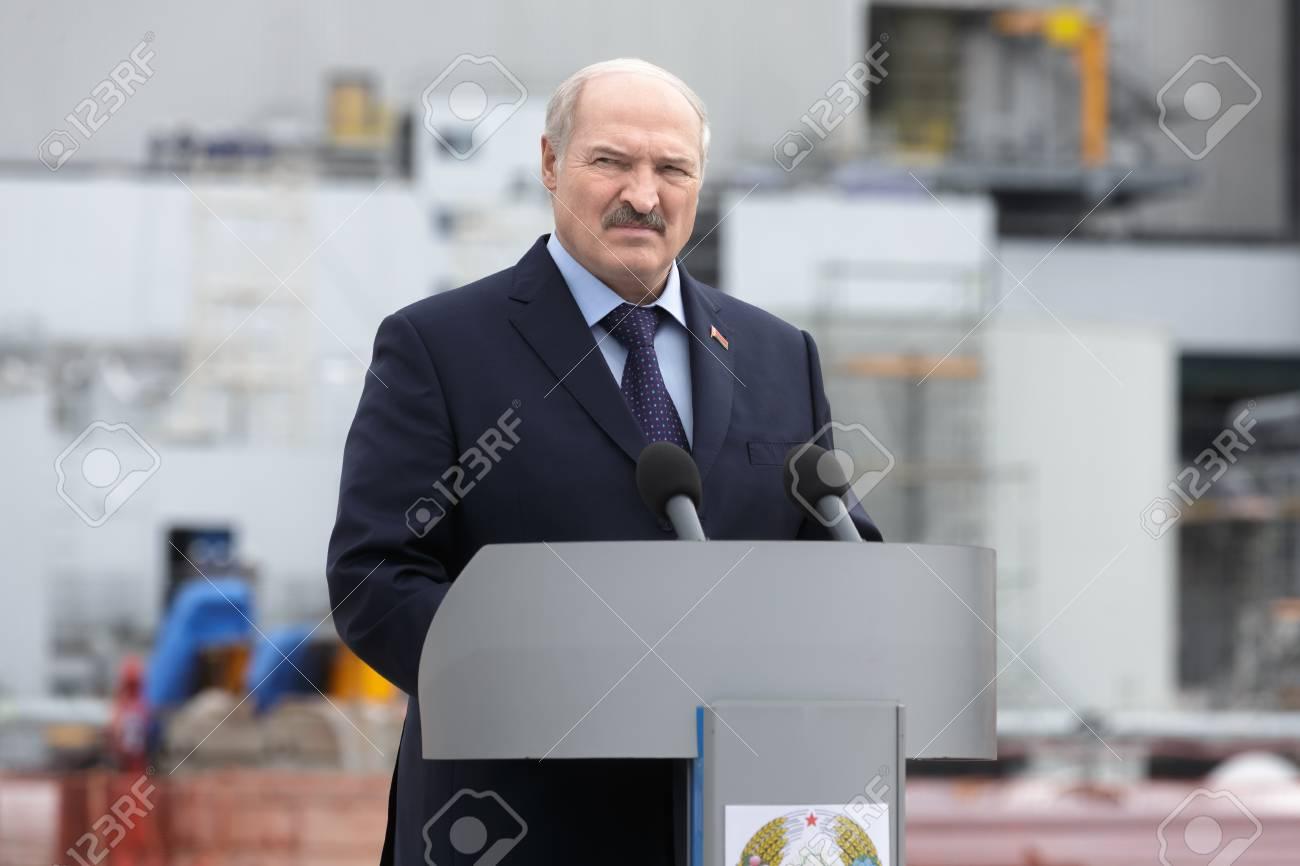 Chernobyl ukraine apr 26 2017 president of belarus alexander chornobyl nuclear power plant chernobyl ukraine apr 26 2017 president of belarus alexander lukashenko take part freerunsca Images