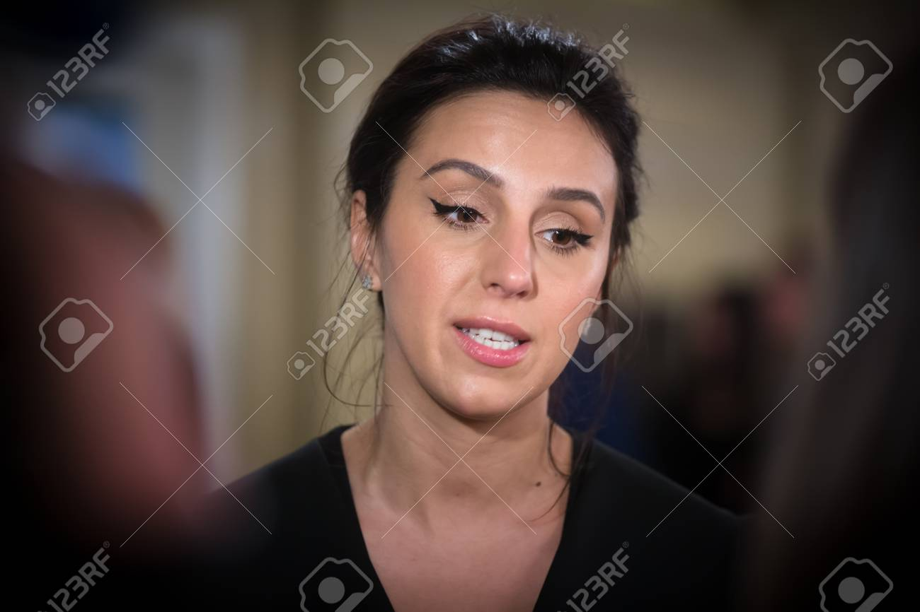 KIEV, UKRAINE - May 18, 2017: Susana Alimivna Jamaladinova better