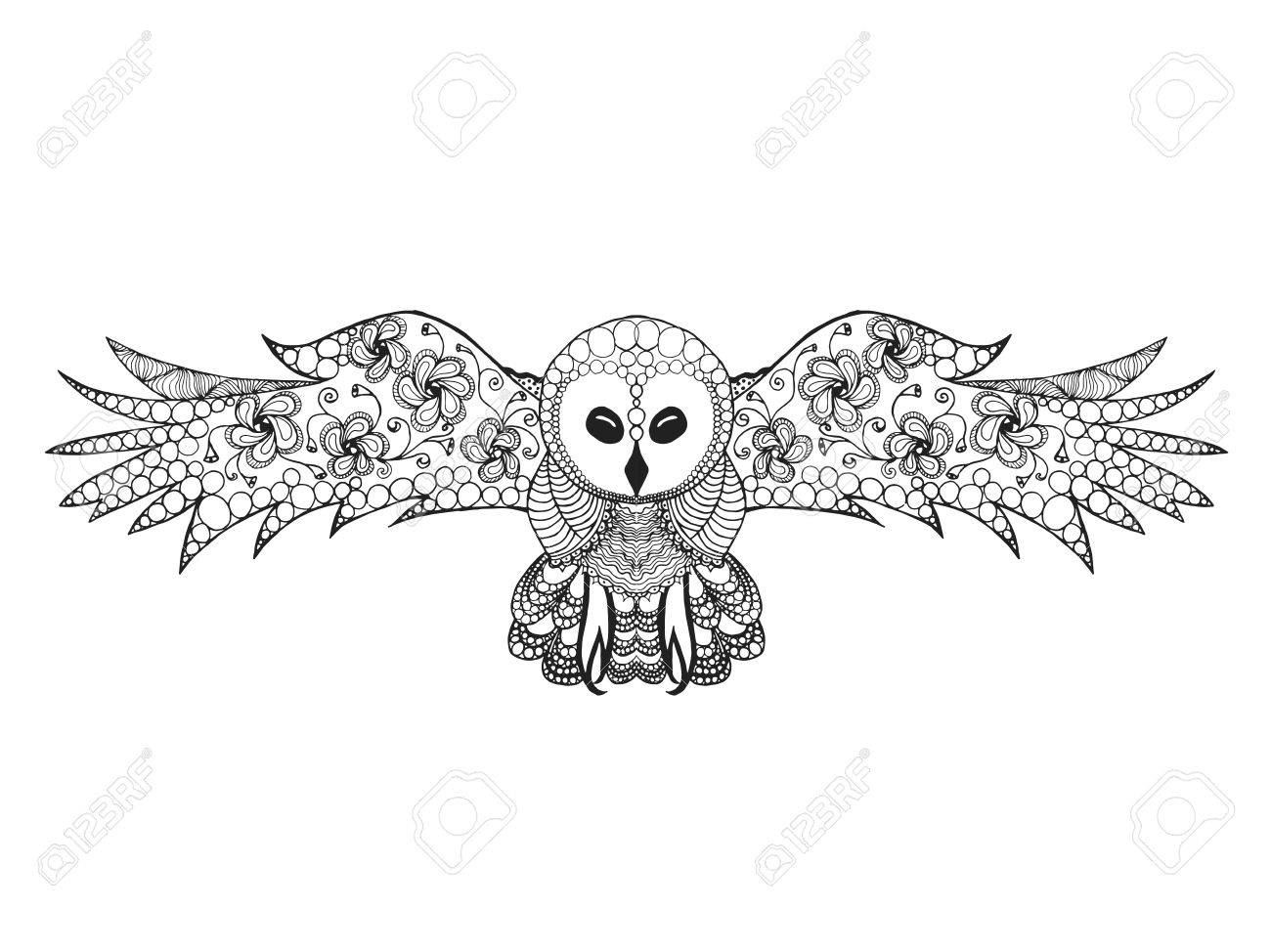 eagle owl on white background images u0026 stock pictures royalty
