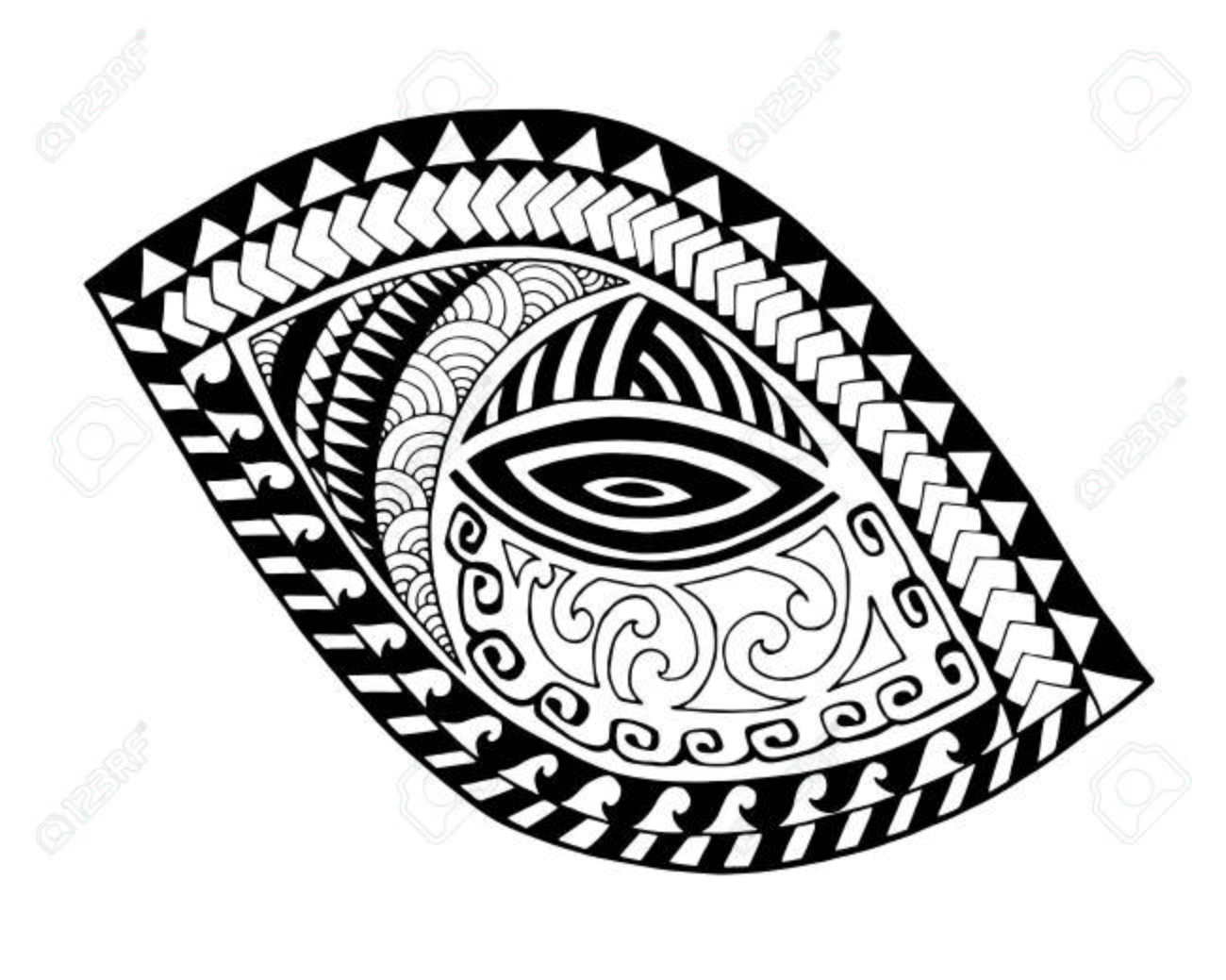 Tatuajes Maories Diseos Galerie Tatouage