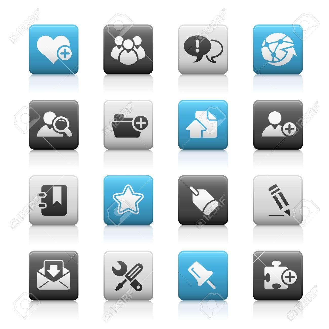 Internet Blog Stock Vector - 6625069