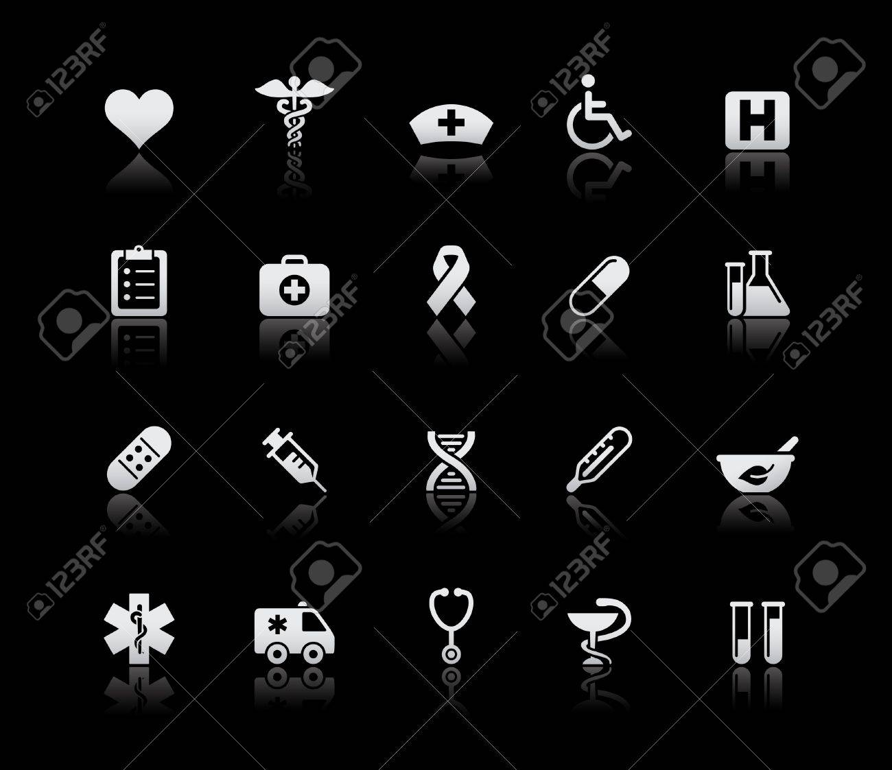 Medicine & Heath Care Stock Vector - 8976367
