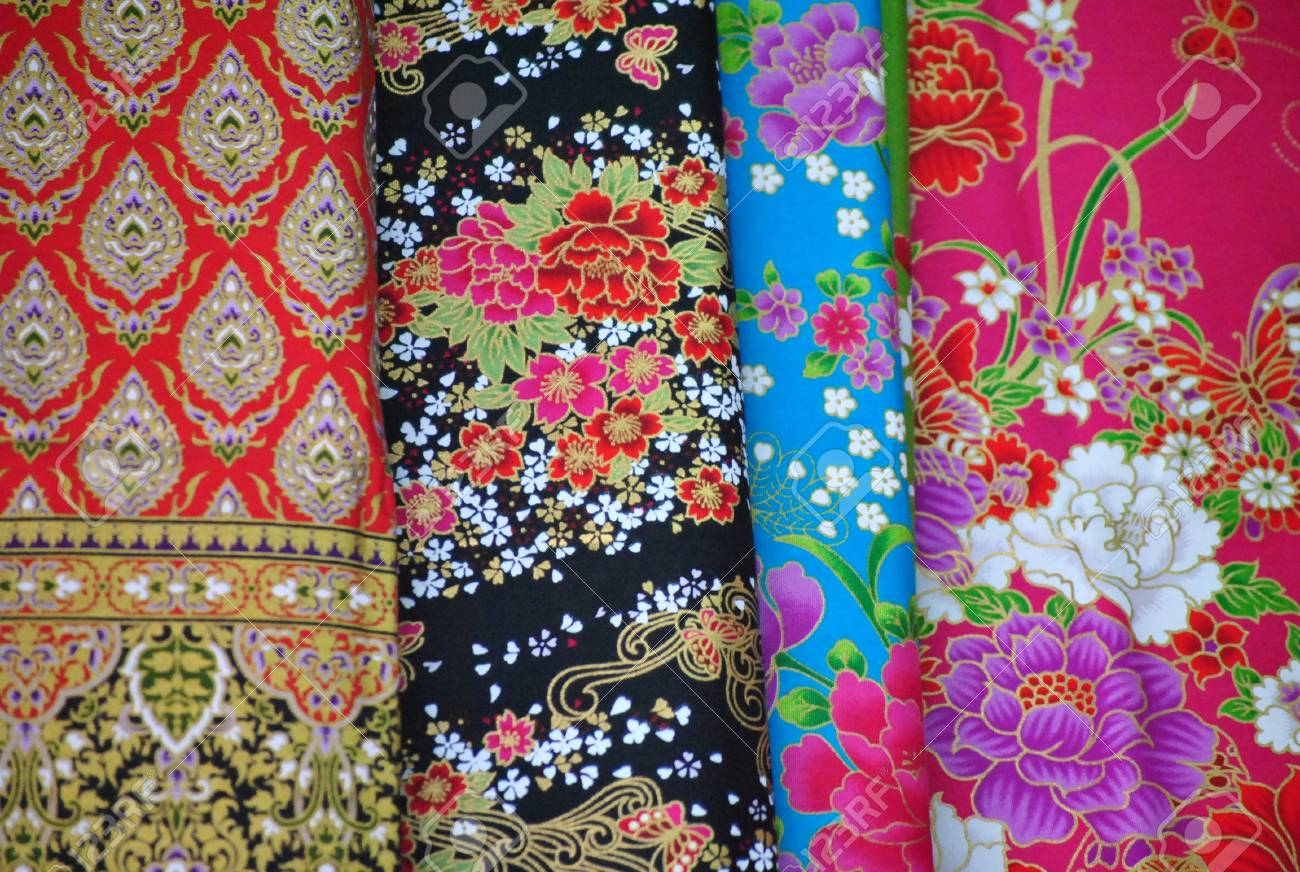 cloth in Thailand Stock Photo - 8463160