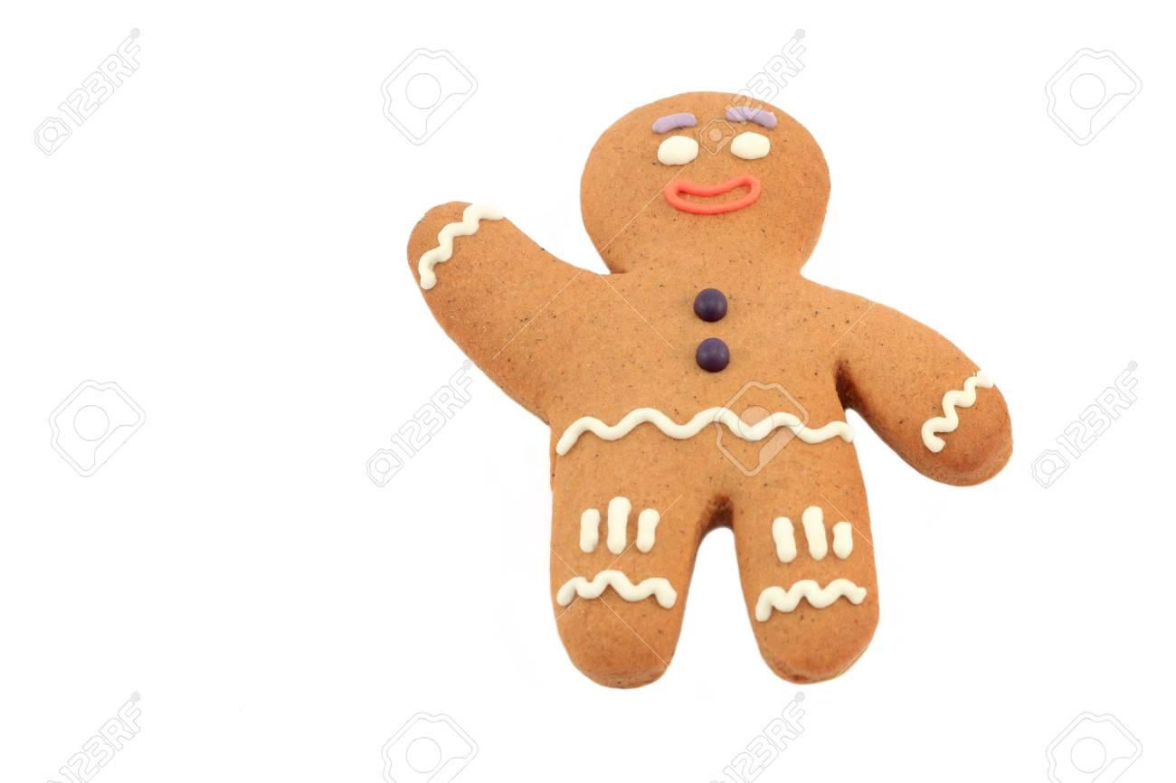Gingerbread man Stock Photo - 9364683