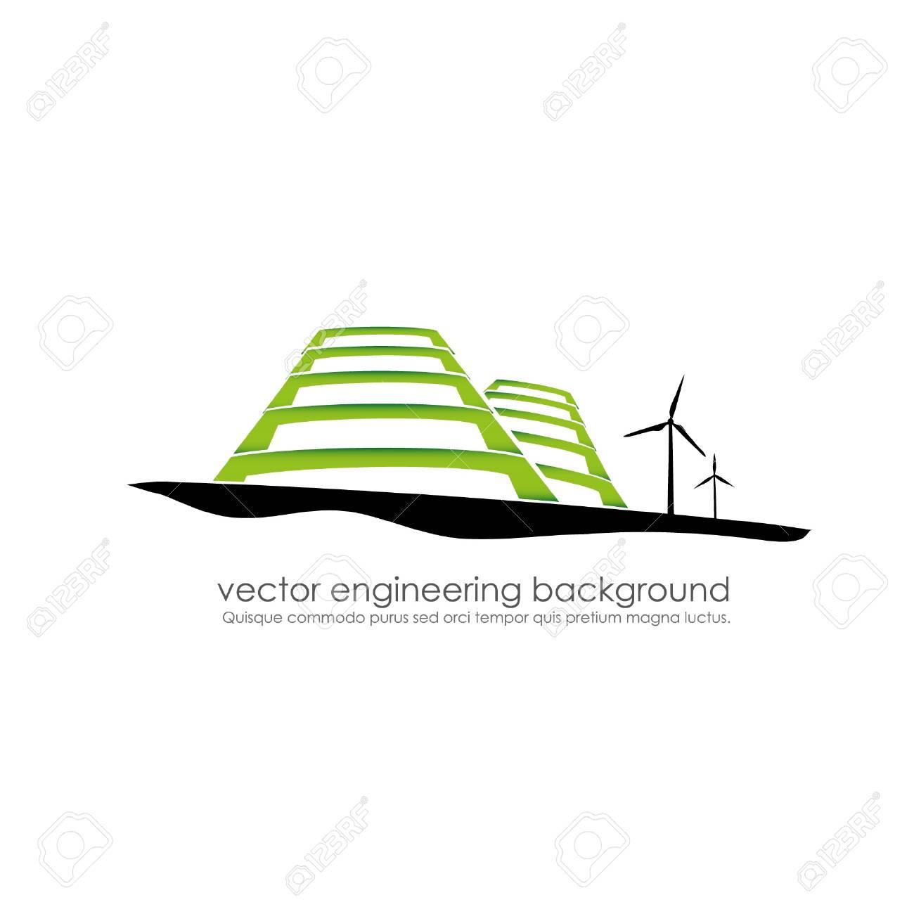 buildings design Stock Vector - 14177332