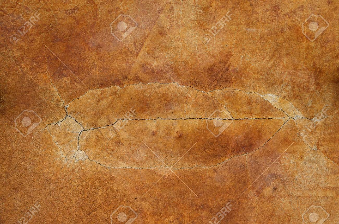 Stained concrete floor texture Unfinished Wall Cracked Stained Rust Red Concrete Floor Texture Stock Photo 23193310 123rfcom Cracked Stained Rust Red Concrete Floor Texture Stock Photo Picture