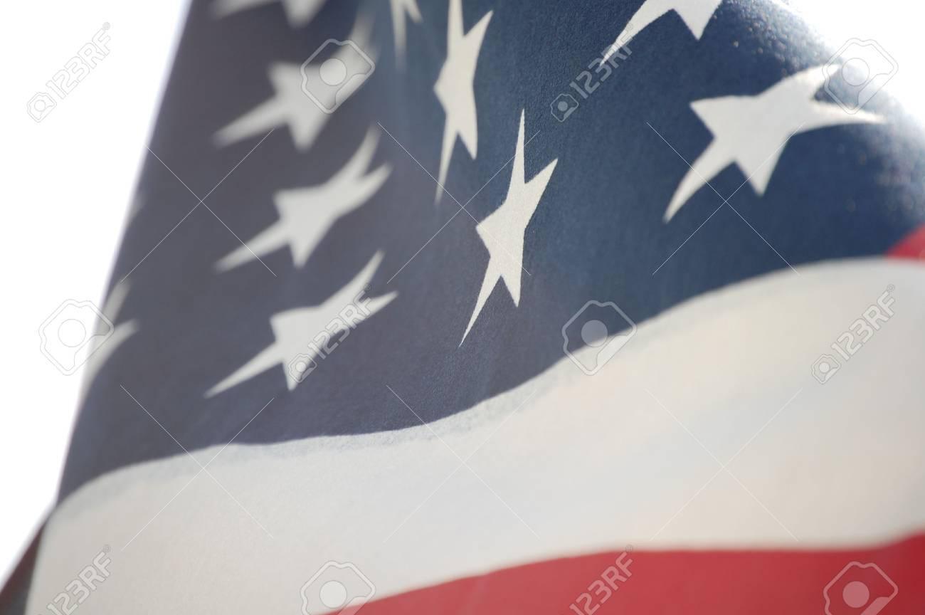 american flag Stock Photo - 2246856
