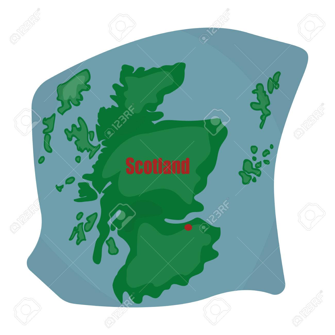 Scotland the mapotland is a country on the world mapotland scotland the mapotland is a country on the world mapotland single icon gumiabroncs Choice Image