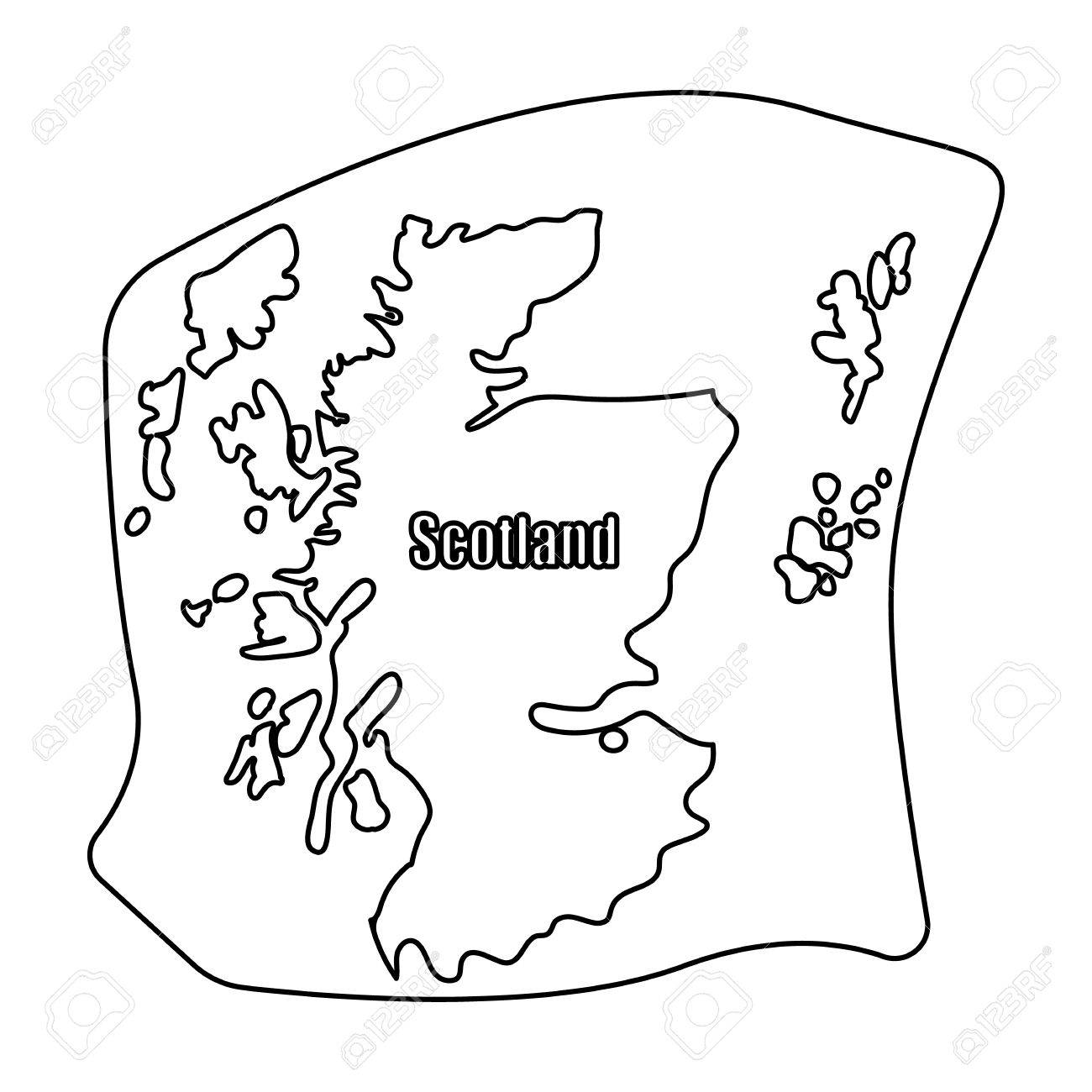 Scotland the mapotland is a country on the world mapotland scotland the mapotland is a country on the world mapotland single icon gumiabroncs