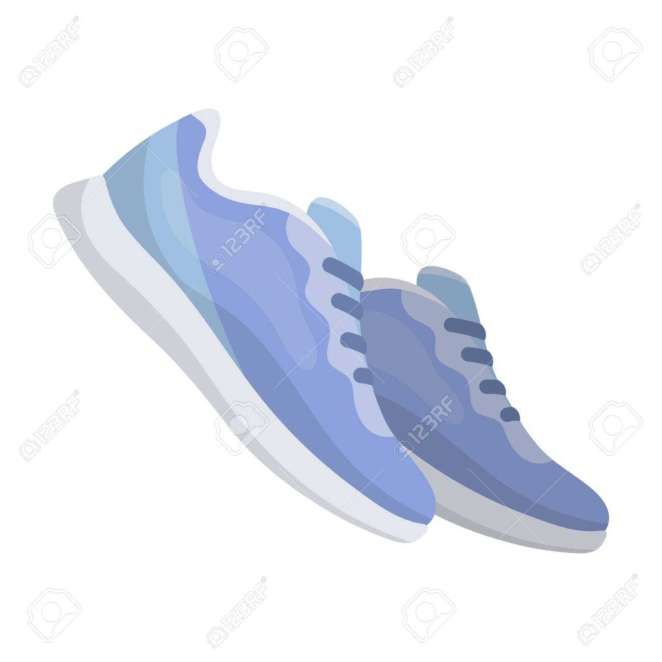 Sports Shoes .Gym And Workout Single