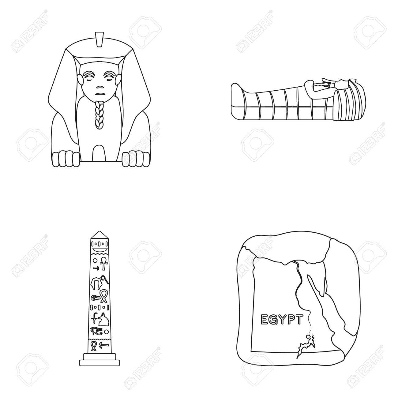 Pillar Drawing Egyptian Clipart Free - Egyptian Stone Pillar - Free  Transparent PNG Clipart Images Download