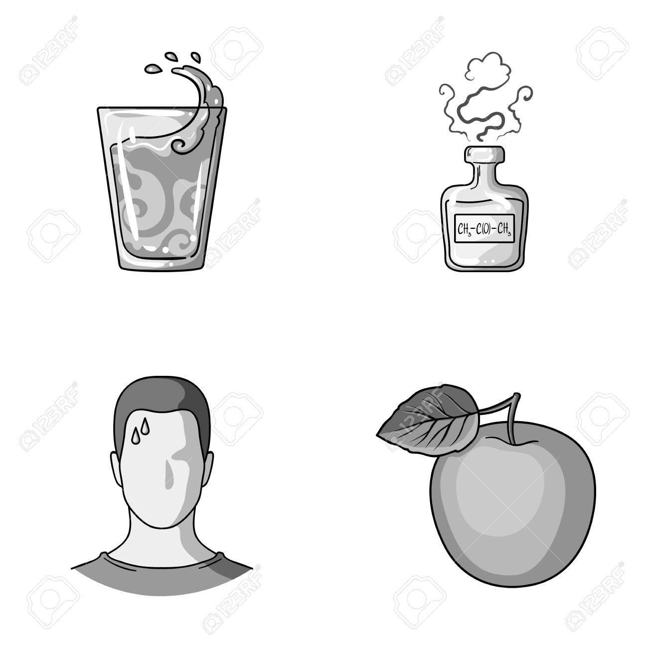 alcool sueur