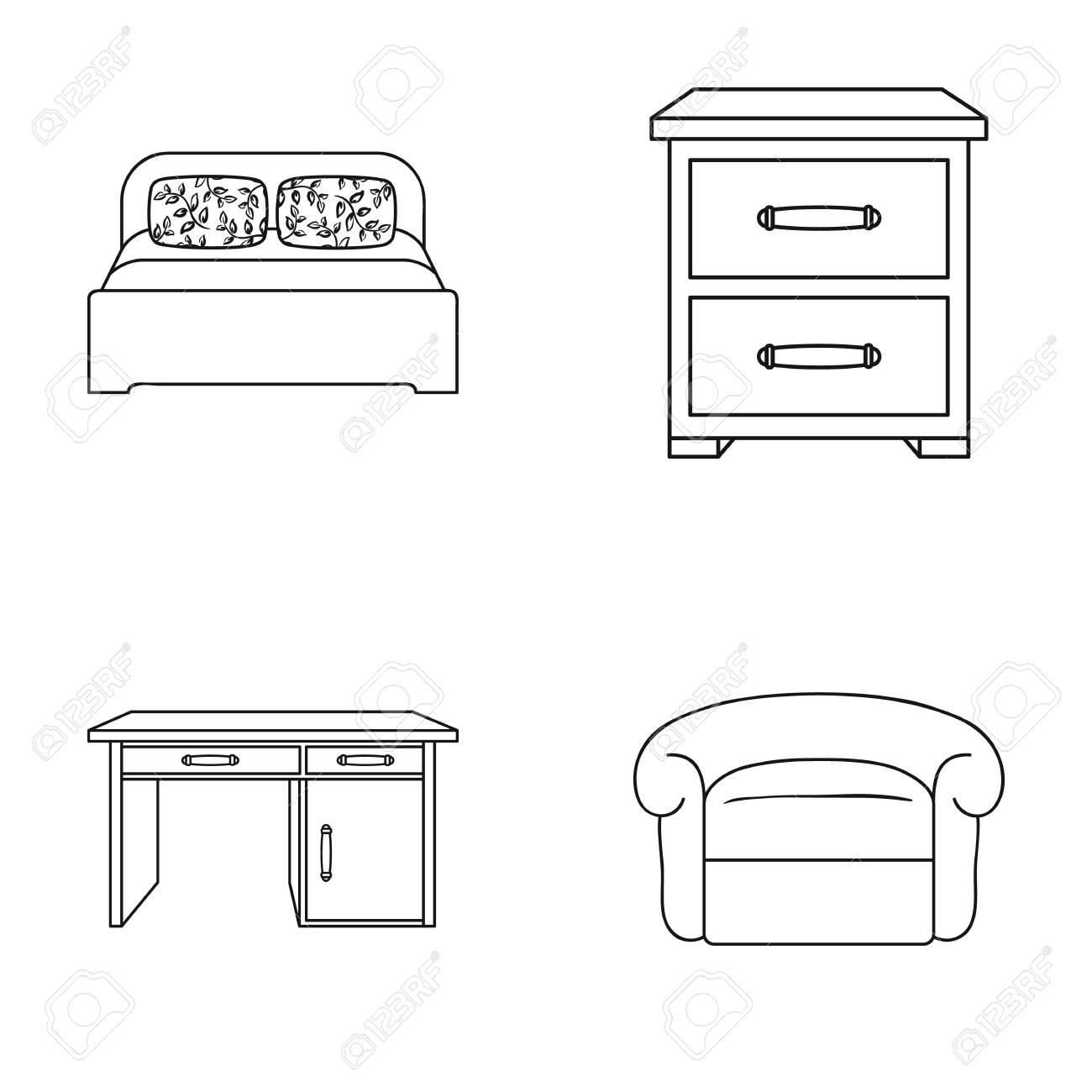 Interior Design Bed Bedroom Furniture And Home Interiorset