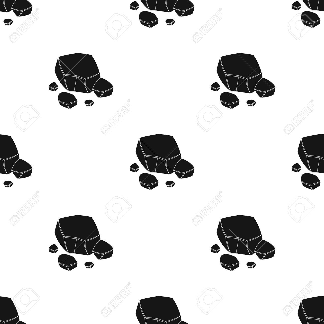 Copper ore icon in black design isolated on white background copper ore icon in black design isolated on white background precious minerals and jeweler symbol buycottarizona Image collections