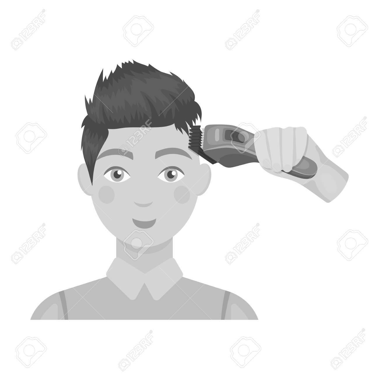 Corte de pelo tipo cenicero