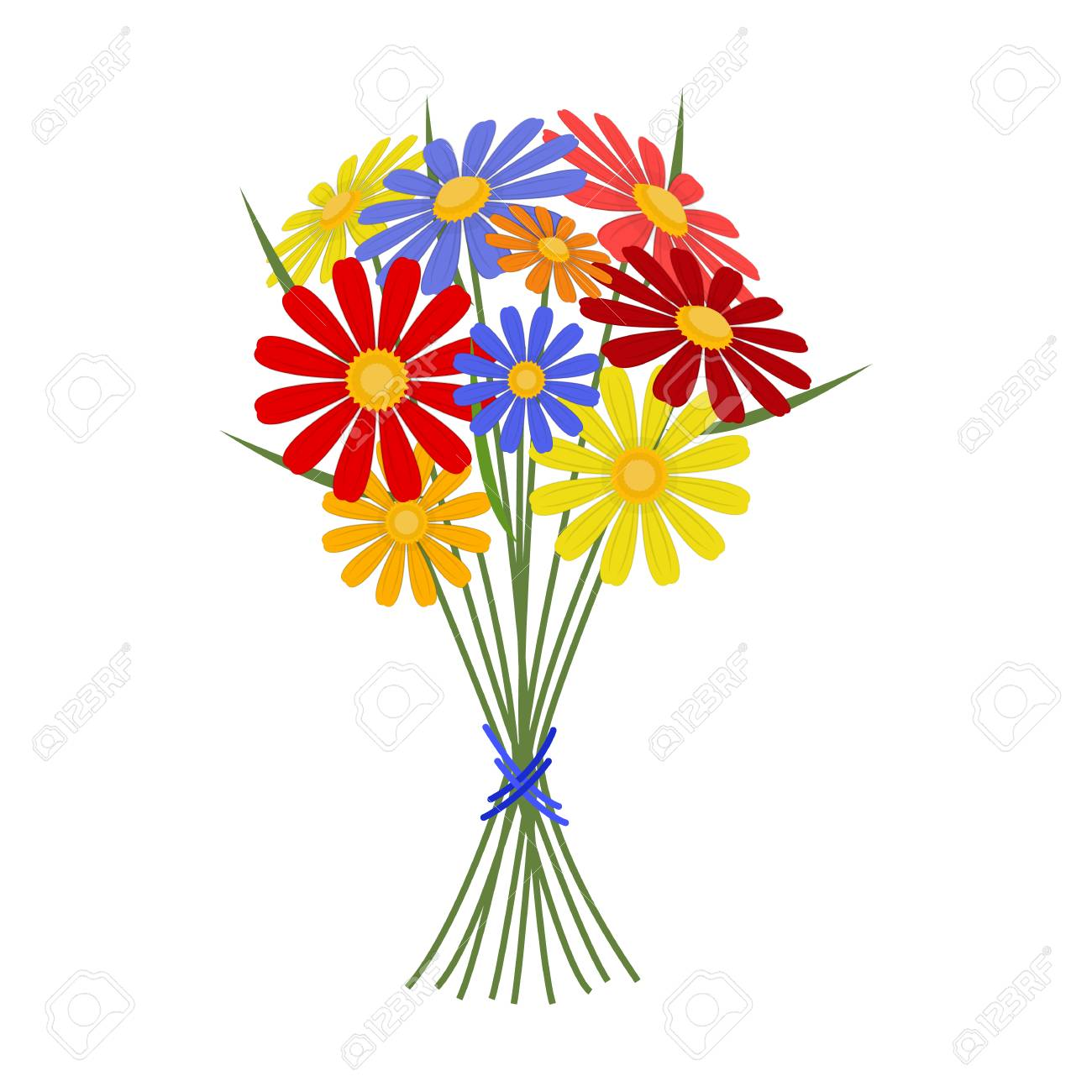 A bouquet of fresh flowers single icon in cartoon style for design a bouquet of fresh flowers single icon in cartoon style for design bouquet vector symbol izmirmasajfo