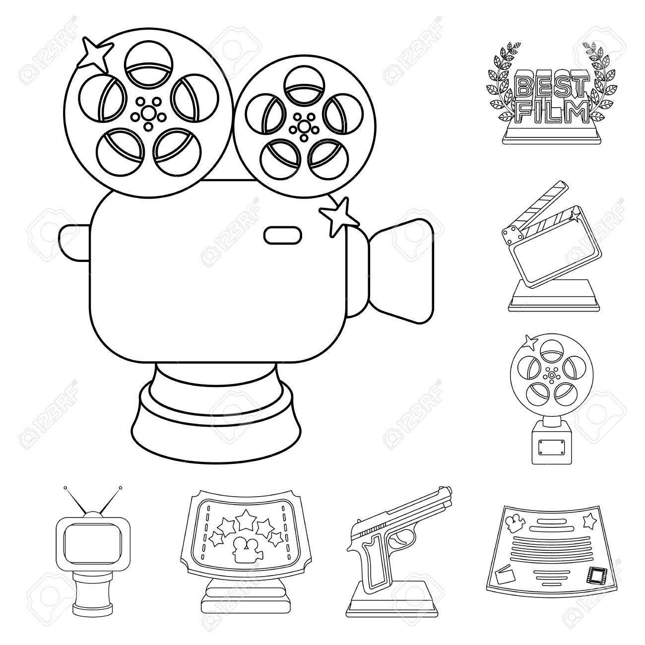 film outline