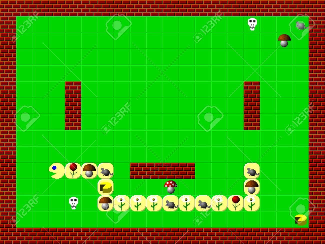 ヘビ の ゲーム