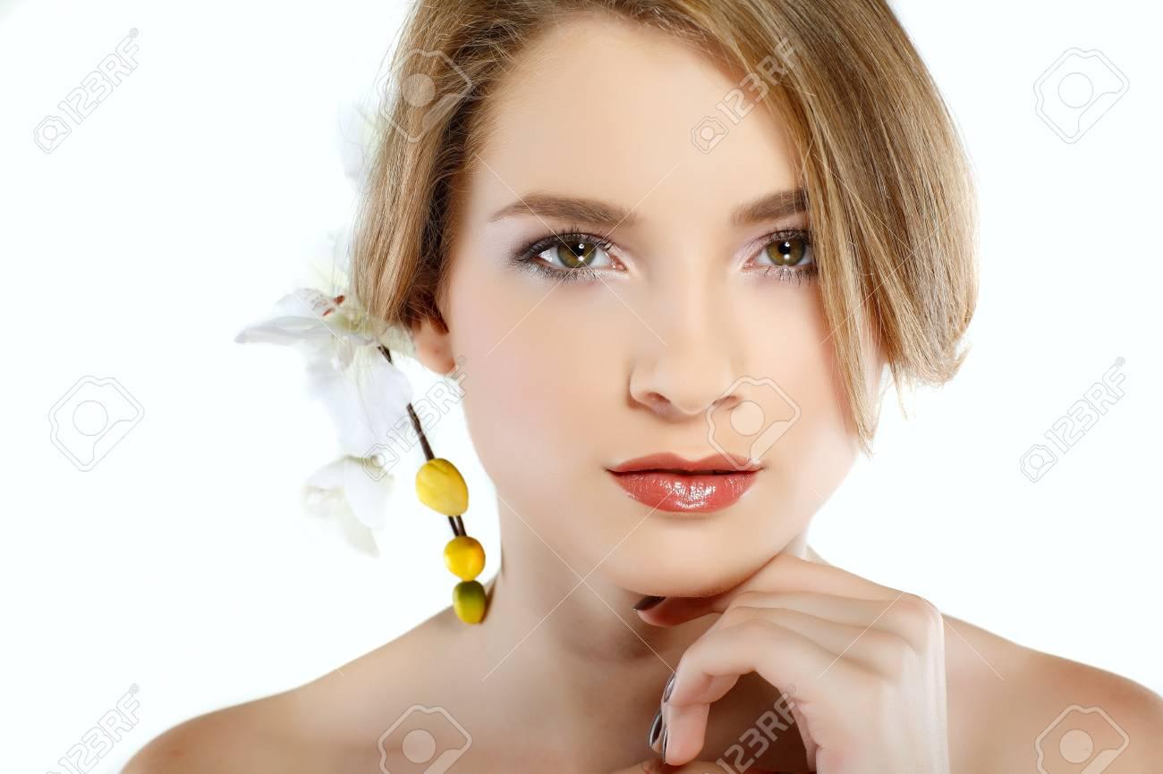 emotions, cosmetics Stock Photo - 10371601