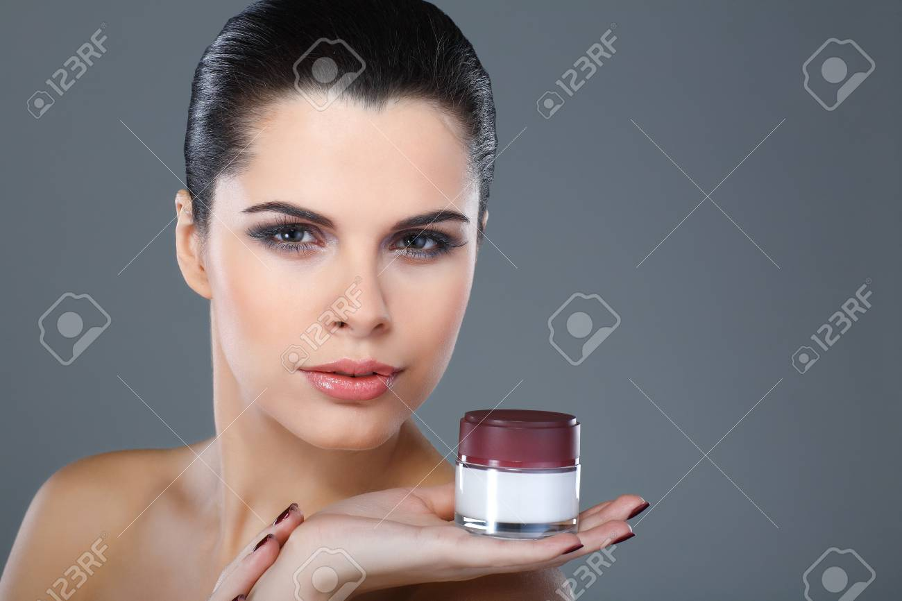 emotions, cosmetics Stock Photo - 11498067