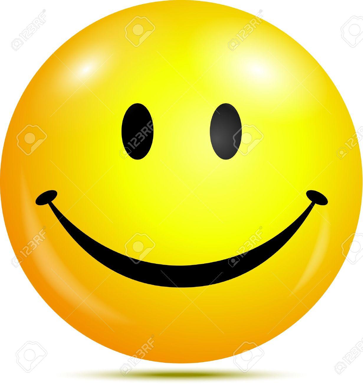 Happy smiley face Stock Vector - 20513542