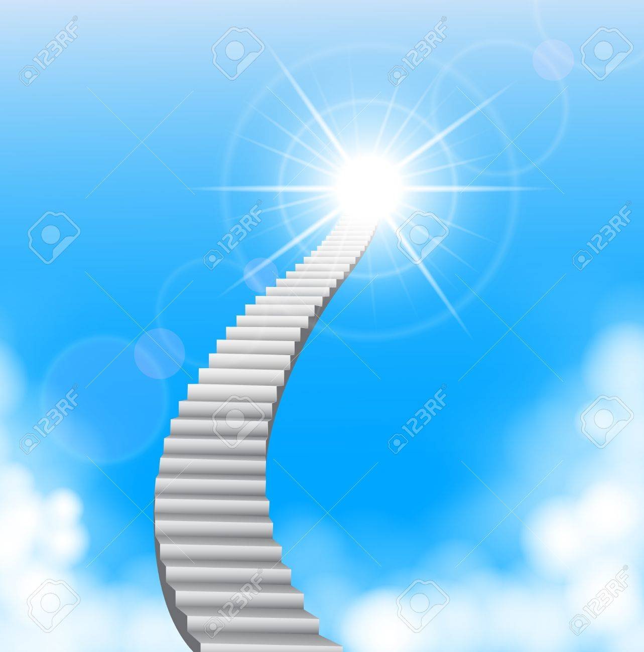 The stairway to heaven - 21018115