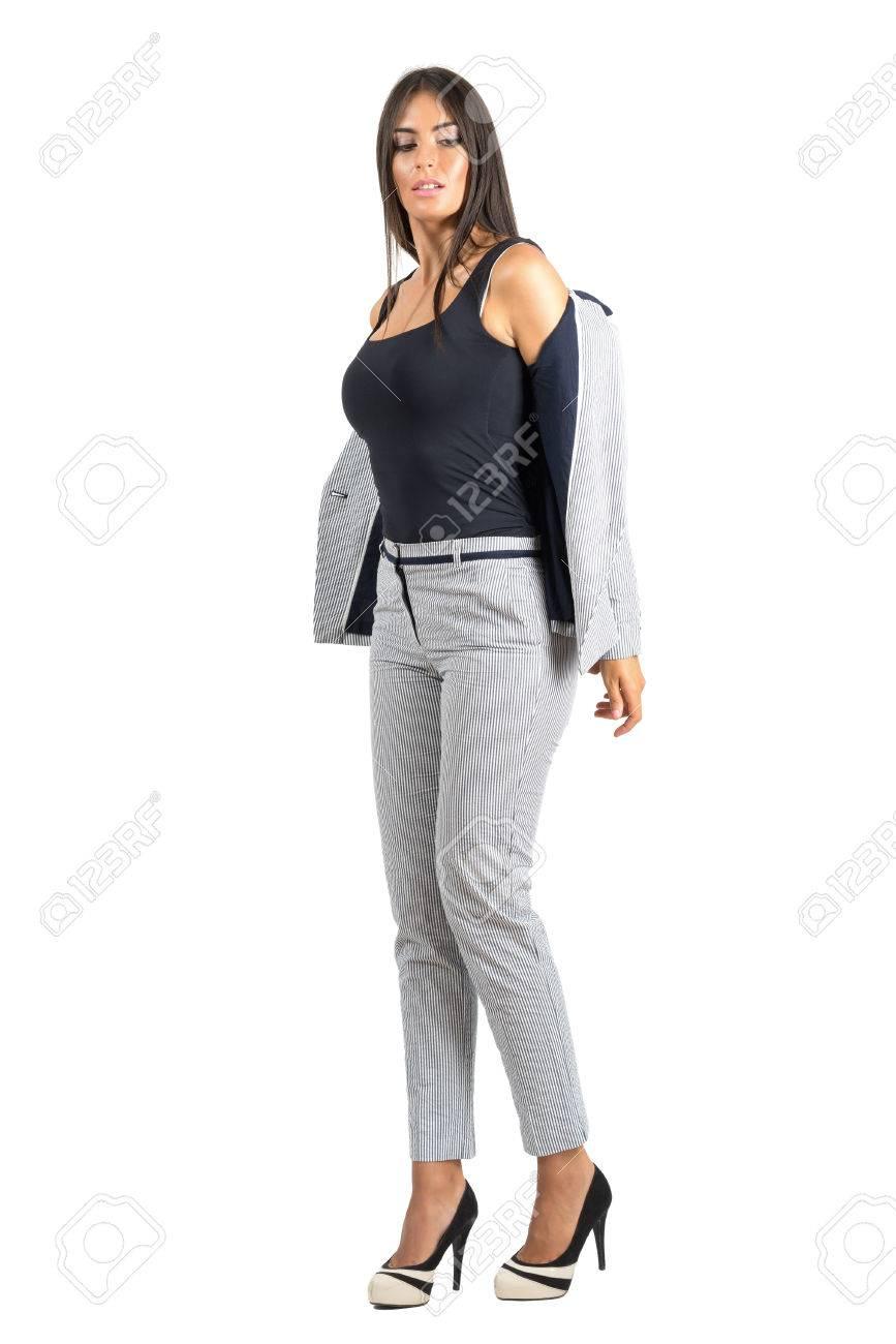 Vestido formal mujer joven