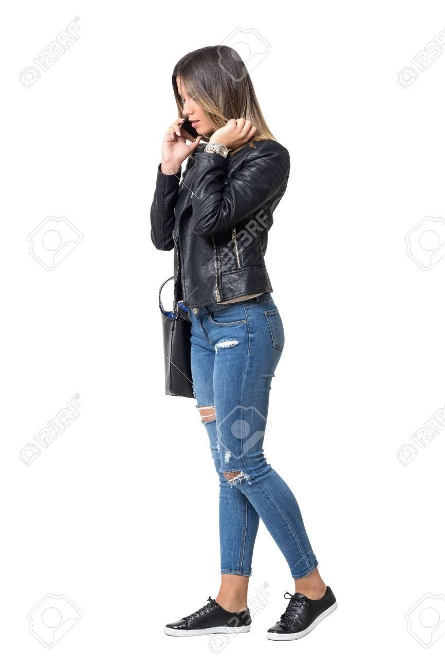Telefon Während Boyfriend das Während eines